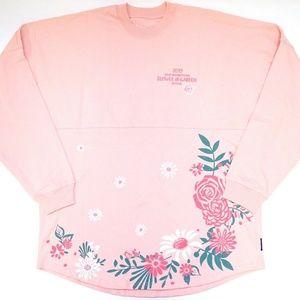 Disney Sweaters - 2019 Disney Flower & Garden EPCOT Spirit Jersey